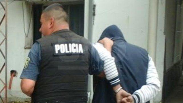 Rescataron a una mujer golpeada y apresaron a su pareja por la agresión