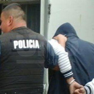 rescataron a una mujer golpeada y apresaron a su pareja por la agresion