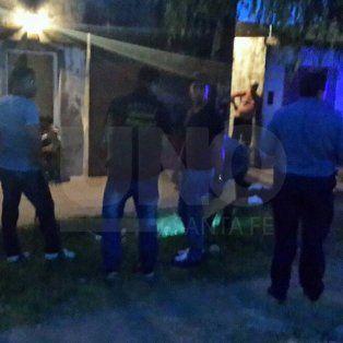 detuvieron a un hombre que le pego a su mujer en el barrio 29 de abril