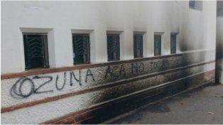Pintadas y serias amenazas contra el show que dará Ozuna en Rosario