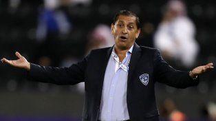 Ramón Díaz fue despedido del Al Hilal