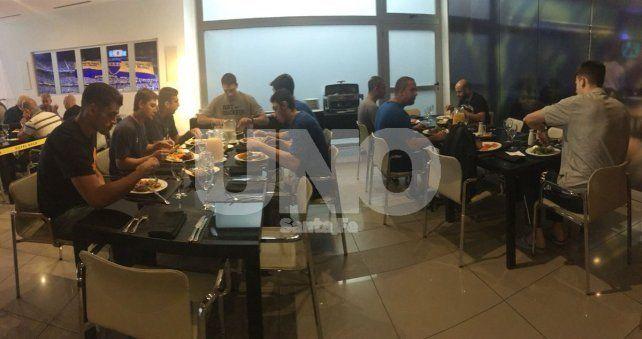 La Selección Argentina se instaló en Olavarría para la segunda ventana FIBA