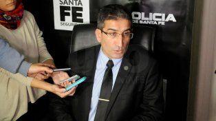 Mario Monzón fue apartado de la PDI Santa Fe y asumió un nuevo jefe