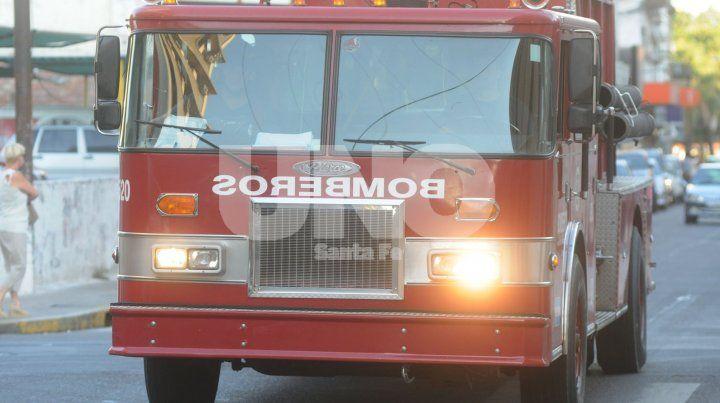 Un cocinero sufrió quemaduras tras una pérdida de gas en el Mercado de Abasto