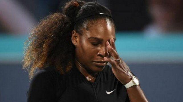 El drama de Serena Williams: estuvo a punto de morir