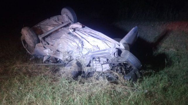 Murió un automovilista al chocar con un camión en la ruta nacional 34