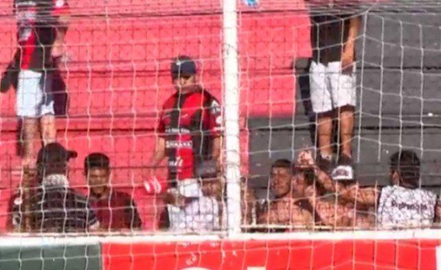 Prohibieron el ingreso a los hinchas de Patronato que atacaron a chicos de la escuela de fútbol