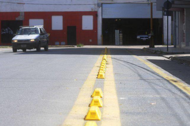 La bicisenda de calle Ituzaingó tendrá doble sentido de circulación
