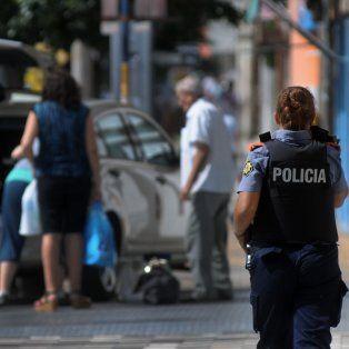 ¿que pasara con la policia comunitaria en barrio centenario?