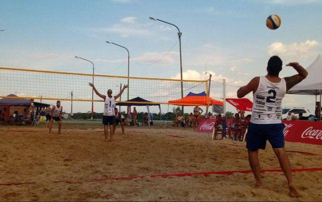 Se postergó la última fecha del Circuito Provincial de beach vóley