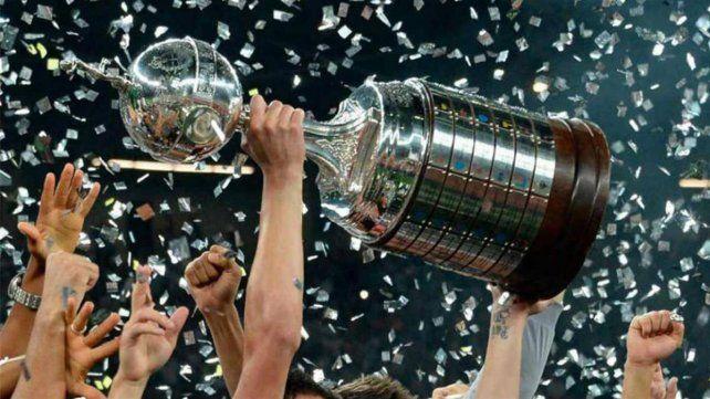 Está el programa definido de los octavos de final de la Libertadores