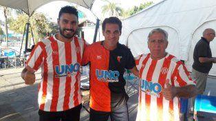 La pasión de Sabaleros y Tatengues en un encuentro organizado por UNO Santa Fe