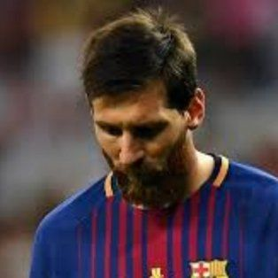 la triste noticia que recibio lionel messi
