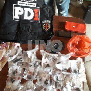 Fotos, videos y grabaciones telefónicas: la odisea para atrapar narcos en el norte provincial