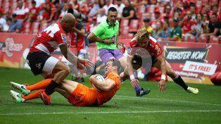 los jaguares sumaron la segunda derrota en el super rugby