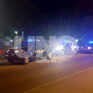 hirieron a dos personas frente a la tatenguita: buscan al agresor