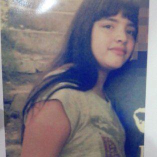 se solicita informacion acerca de la menor elisabet yasmin arminichiardi