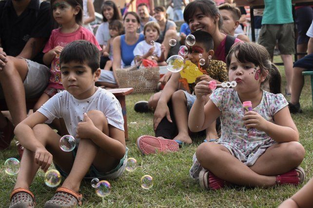 Miles de santafesinos participaron del cierre evento