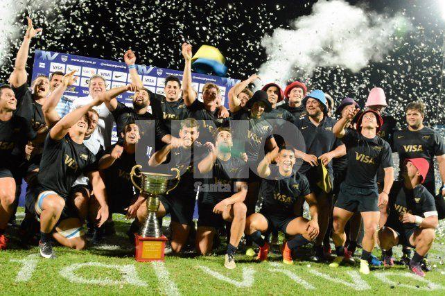 Argentina XV festejó en Jujuy
