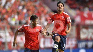 Independiente volvió a la victoria ante Banfield