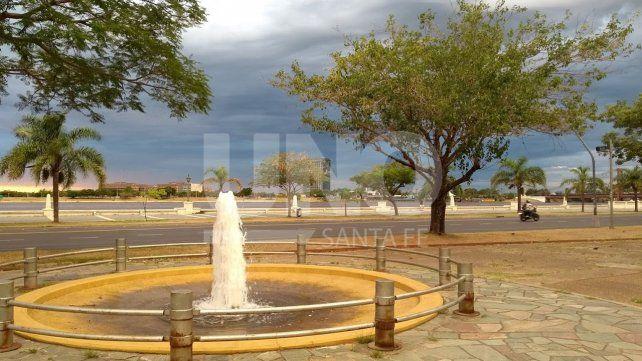 Cesó el alerta, pero aún hay pronóstico de lluvia para este sábado en Santa Fe