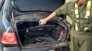 Tres integrantes de una misma familia presos por transportar droga