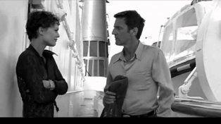 La chica del Puente. La película fue dirigida por Patrice Leconte.