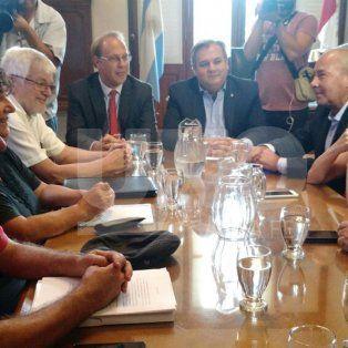 el gobierno de la provincia convoco a los gremios estatales a una nueva reunion paritaria