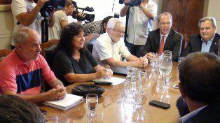 ATE y Upcn consideraron insuficiente la propuesta salarial