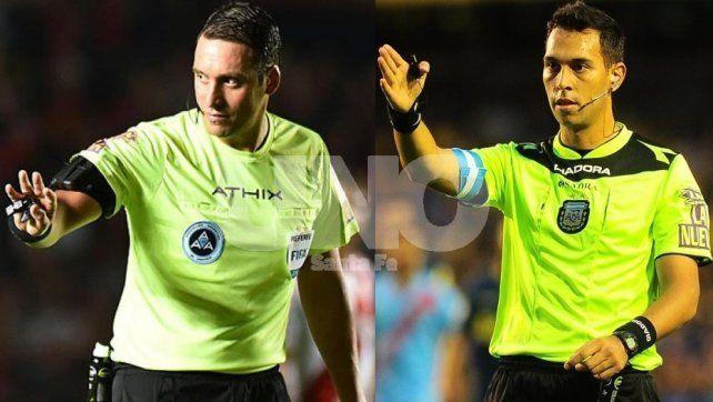 Están los árbitros de la 18ª fecha de la Superliga