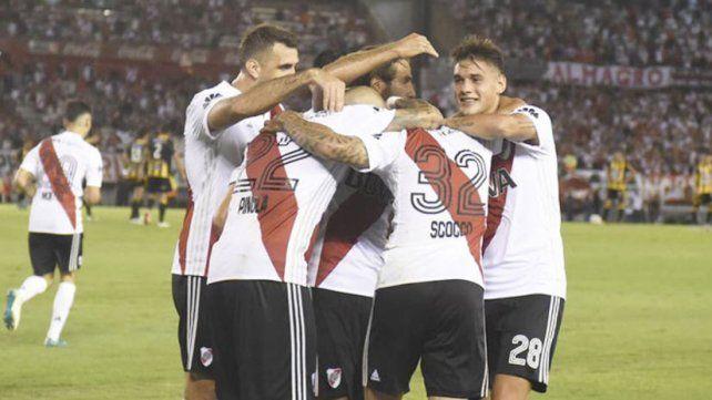 River debuta con Flamengo a puertas cerradas