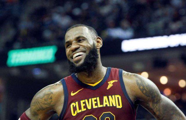 Nuevo récord para LeBron James en la NBA