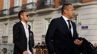 El tratamiento de Neymar va a durar entre seis y ocho semanas