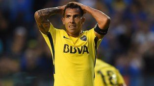 Tevez: Si River o Boca van ganando, el partido no termina