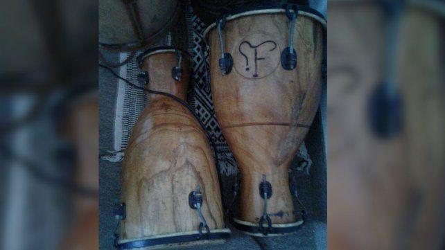 El grupo Emparche pide la ayuda de los santafesinos para recuperar un instrumento