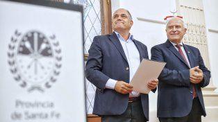 Asunción. El 30 de enero Simoniello fue nombrado como secretario de Desarrollo Sustentable de Áreas Metropolitanas.