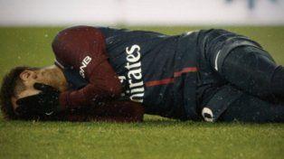 Fin de la novela por la lesión de Neymar
