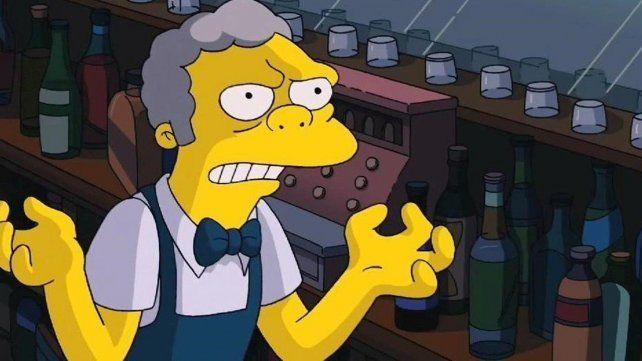Un nuevo personaje llega a Los Simpsons