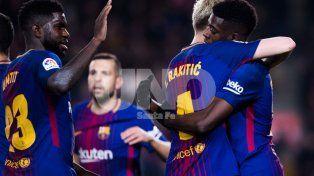 Barcelona quiere mantener la ventaja sobre Atlético Madrid