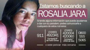 Ocho meses sin Rosalía Jara: Es una angustia total