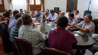 Paritaria municipal: primera reunión sin ofrecimiento pero con puntos de acuerdo