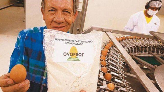 Se confirmó el cierre y el despido de los 18 trabajadores de Ovoprot