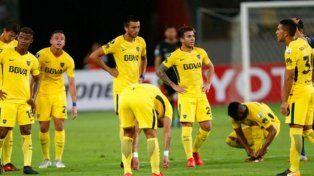 En su debut copero, Boca no paso del cero en Perú