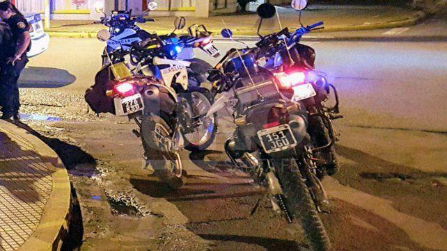Bº Mariano Comas: atraparon a un hombre que intentó ingresar a un edificio
