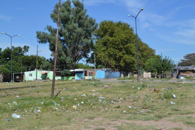 Ex-Estación Mitre: solicitan la limpieza y mantenimiento del espacio