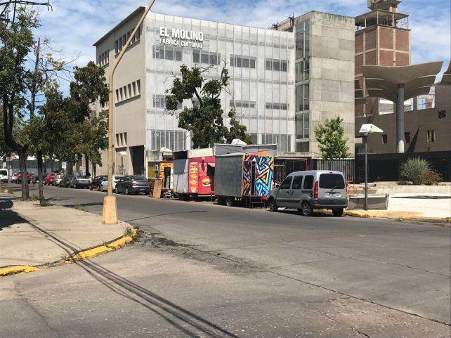 El Molino, Fábrica Cultural: por refacciones corren los carribares