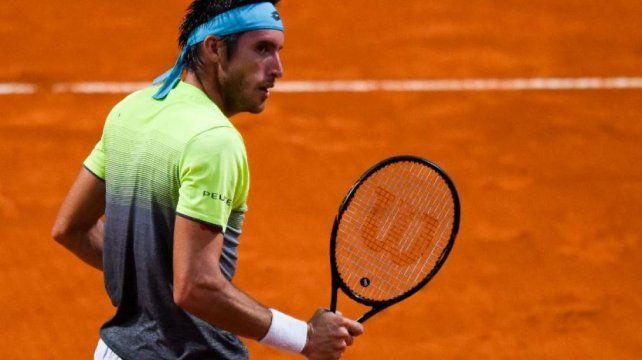 Leonardo Mayer se despidió del ATP 250 de San Pablo