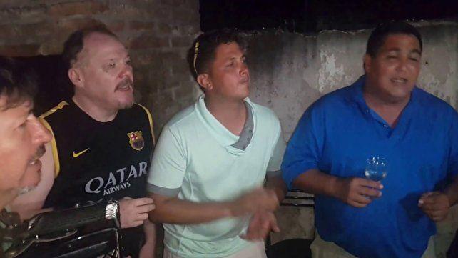 El video viral de La Contra llegó a Tinelli