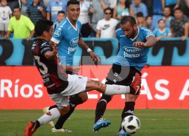 Con un intratable Ribas, Patronato se lo empató a Belgrano
