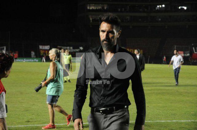 Domínguez confirmó dos cambios para recibir a Vélez